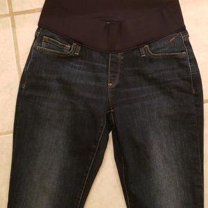 New GAP Maternity True Skinny Women's Jeans SZ 6